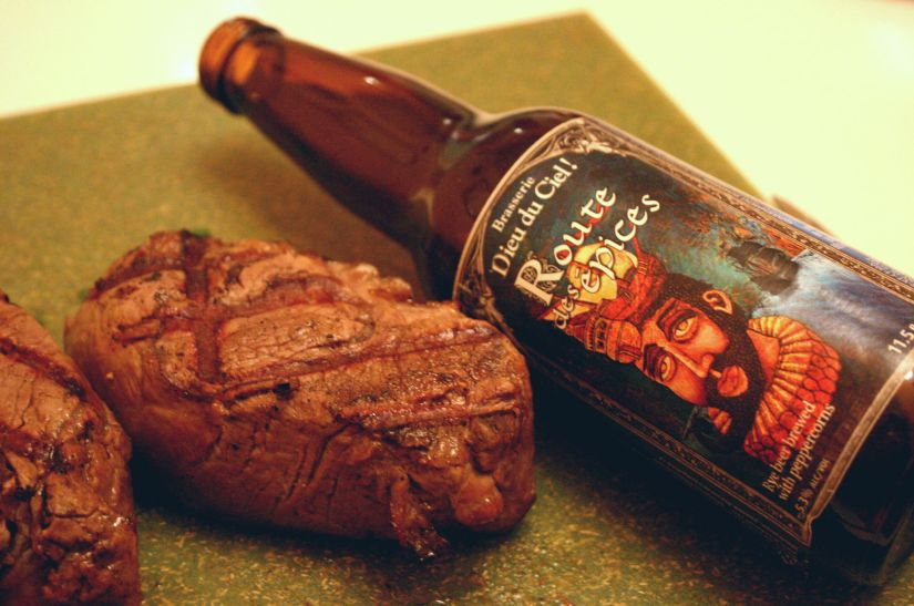 Beer Marinade: It's Science