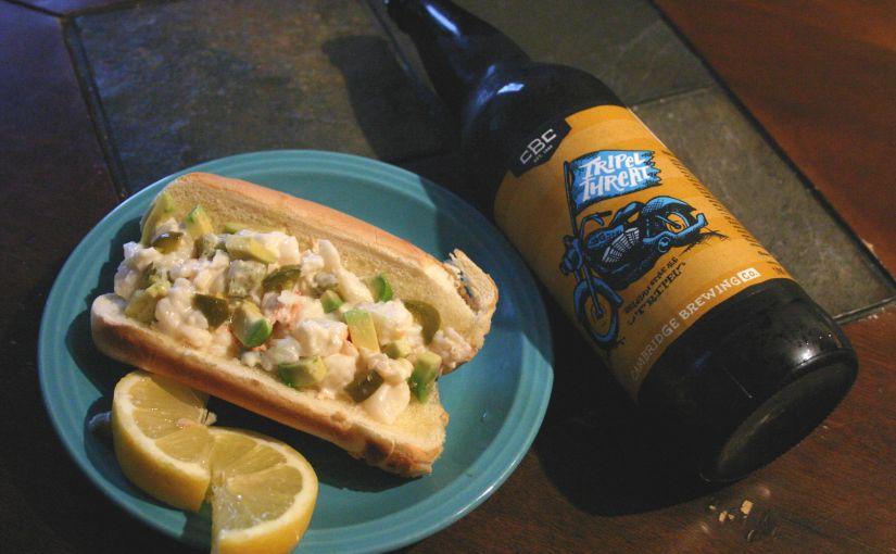 Jalap-ocado Lobster Roll