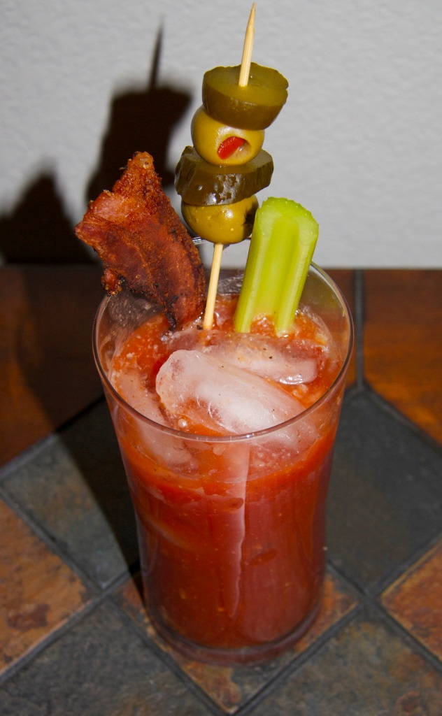 Chile Beer Bloody Mary