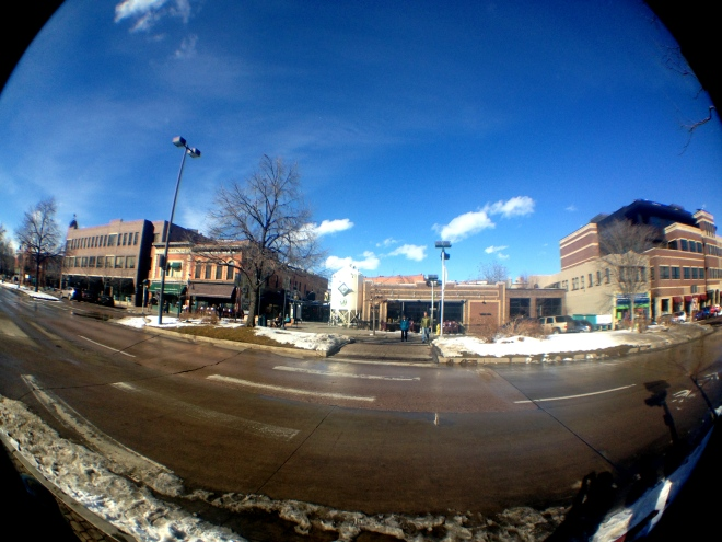 A Day in Fort Collins