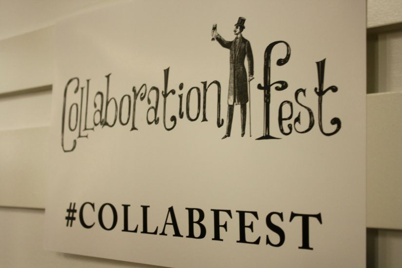 Collaboration Fest 2014