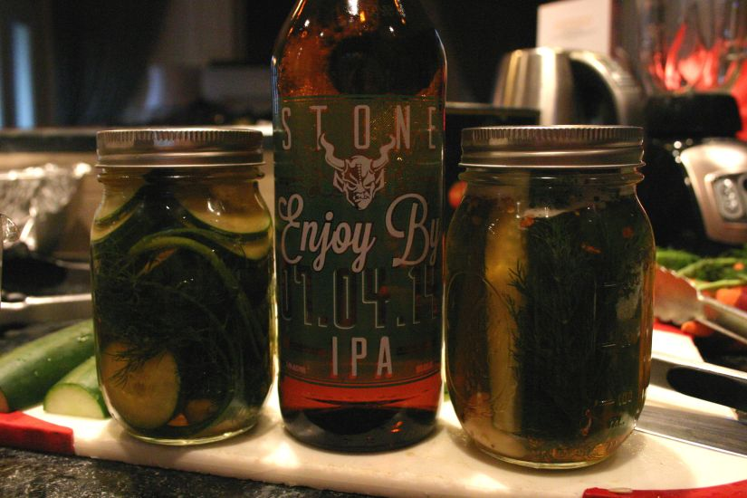 IPA Pickles