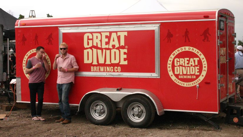 Great Divide Anniversary Party