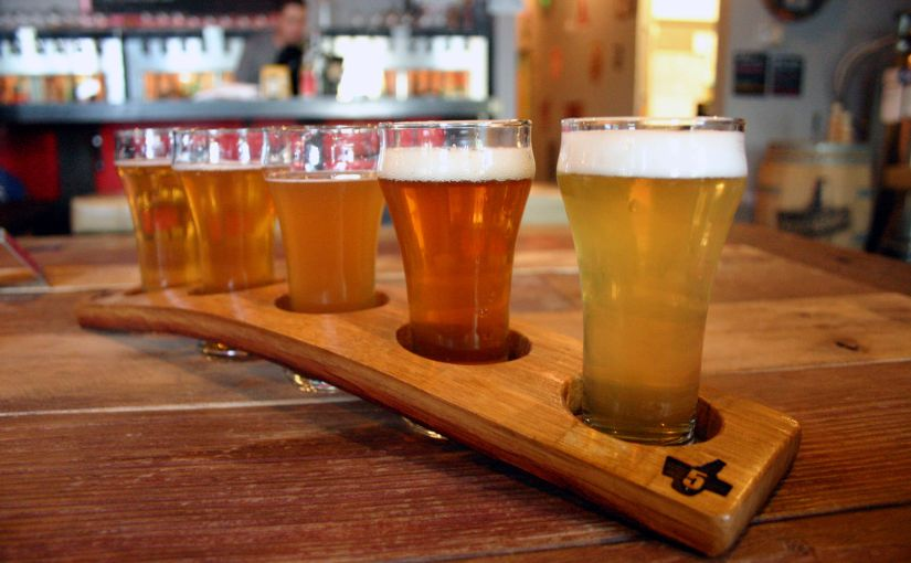 Barrels and Bottles New Beer Release