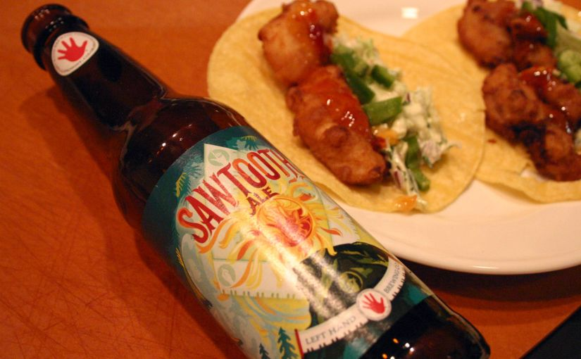 Sawtooth Fish Tacos