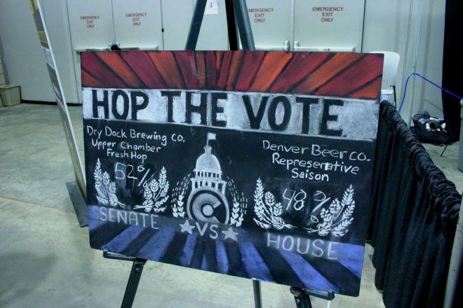 Hop the Vote