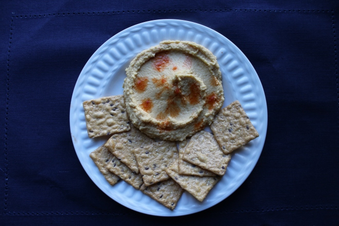 Drink and Spoon Beeracha Hummus