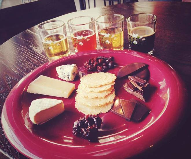 Epic Beer and Cheese Pairing